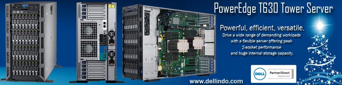 Dell PowerEdge T630, dell indonesia, noframe