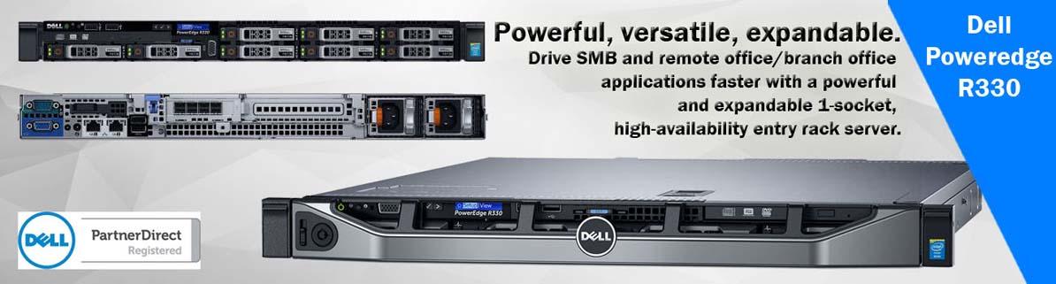 Dell Precision, Dell Poweredge R330, dell indonesia, noframe