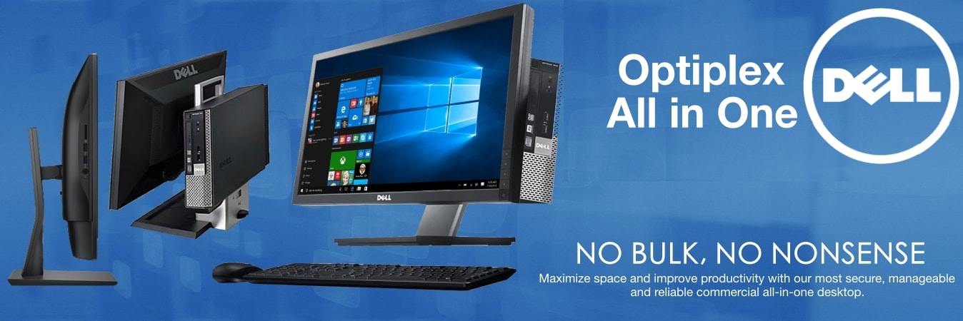 Dell AIO Optiplex