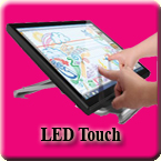 Dell LED Touch /