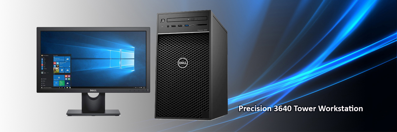 Dell T3640 WorkStation